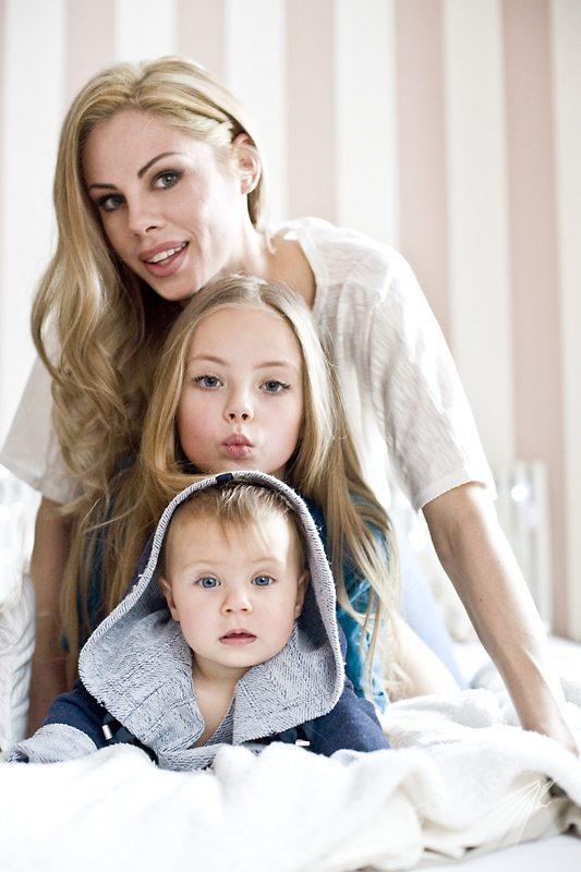 Zdjęcie (2) Córki Magdy Modrej wyrosły na przepiękne dziewczyny. Mia i Lea złamią niejedno serce. Co za uroda