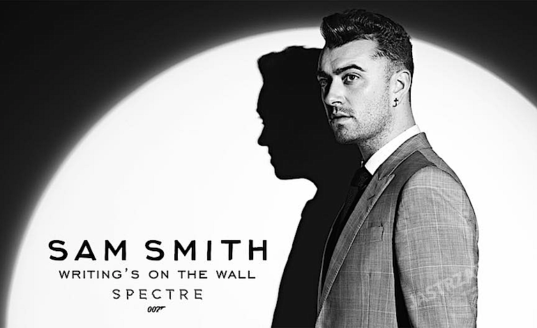 Sam Smith Writing's on the wall James Bond Spectre