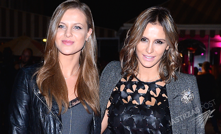Sara Boruc i Ines Mannei na Kobieta Roku Glamour 2015