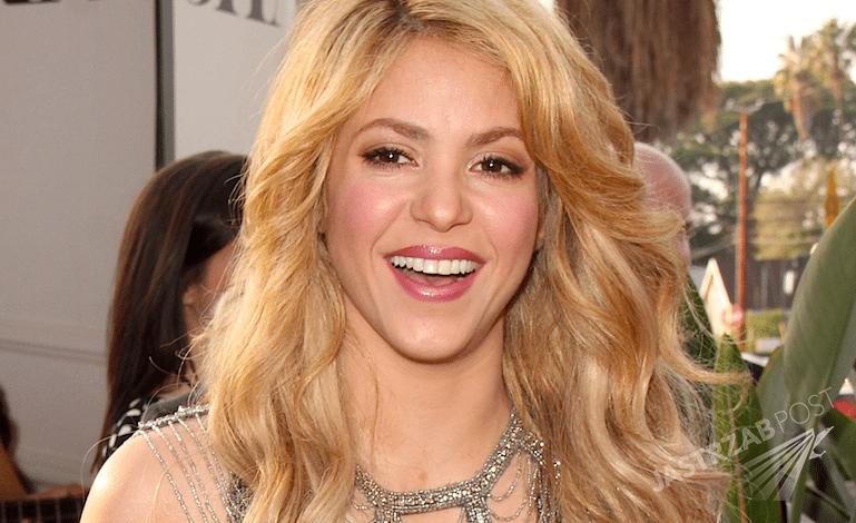 Shakira syn Sasha