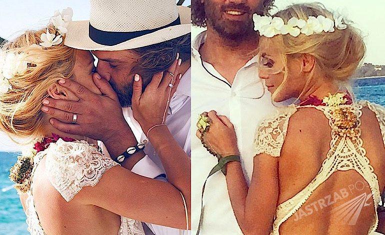 Ślub Anny Skury. Zdjęcia blogerki na Instagramie