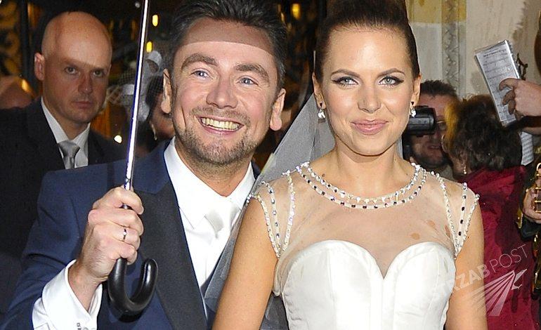 Trzecia rocznica ślubu Oli Kwaśniewskiej i Kuby Badacha