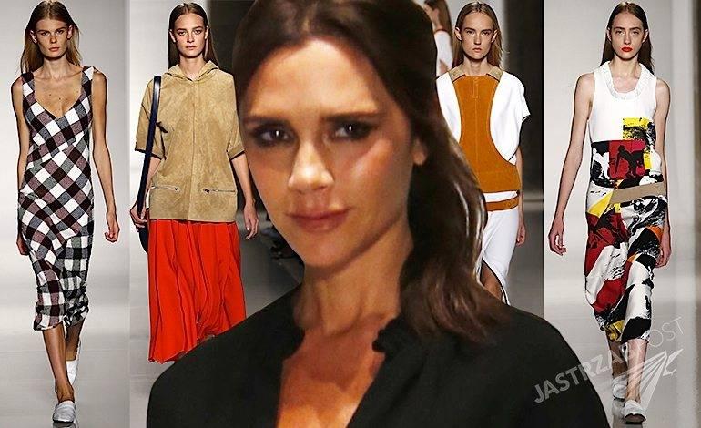 Kolekcja Victorii Beckham jesień/zima 2015 na New York Fashion Week 2015