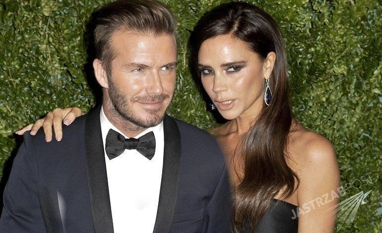 Jak Walentynki świętowali David i Victoria Beckham