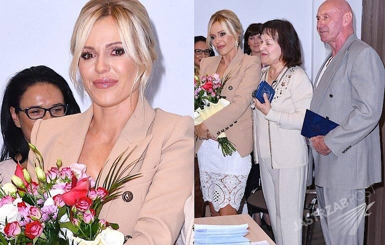Doda odebrała wyróżnienie od prezydenta Ciechanowa - 24 września 2015
