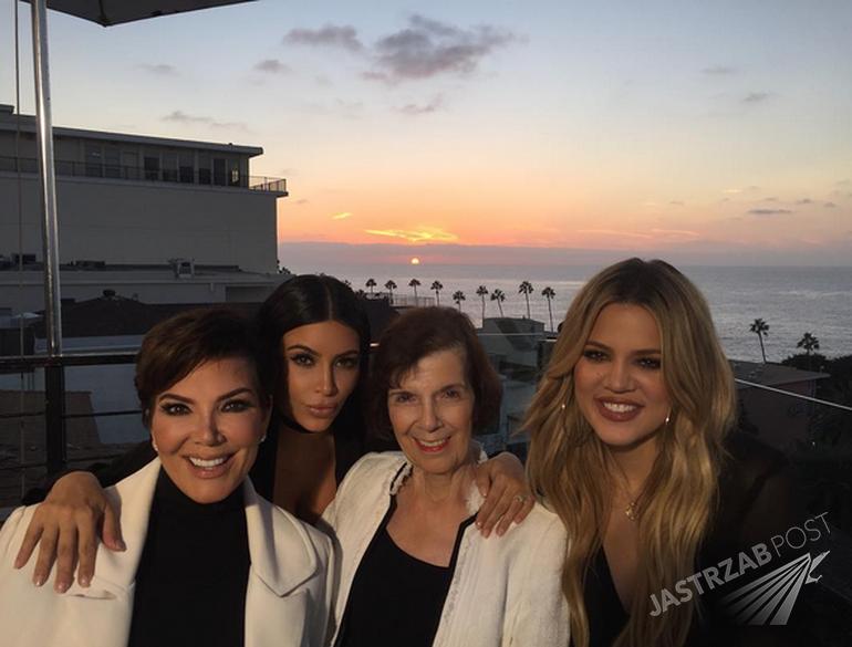 matka Kris Jenner