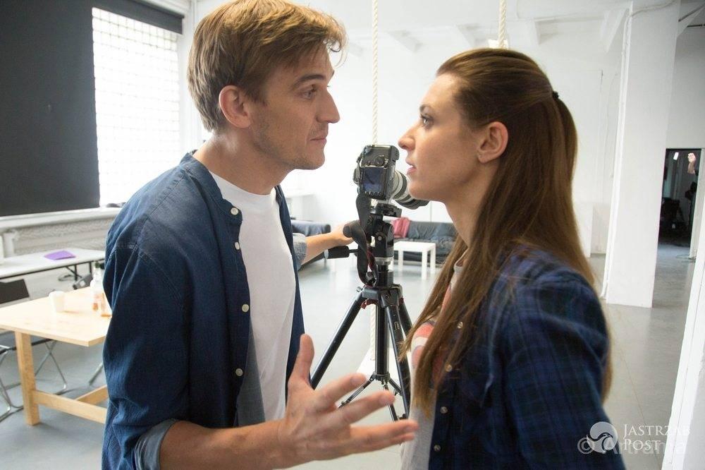 Na dobre i na złe odcinek 613, Zuza (Julia Kamińska), Damian (Adam Graczyk) , fot: materiały prasowe TVP2