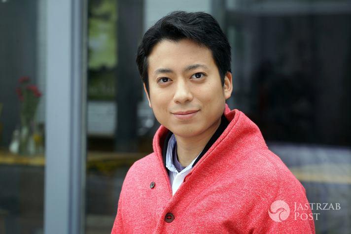 M jak miłość, Taro (Hiroaki Murakami), fot: Facebook