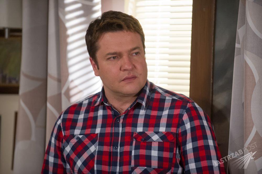 Na Wspólnej odcinek 2153, Michał Brzozowski (Robert Kudelski), fot. x-news
