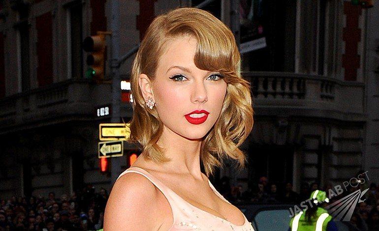 Taylor Swift na gali Met w 2014 r. (fot. ONS)