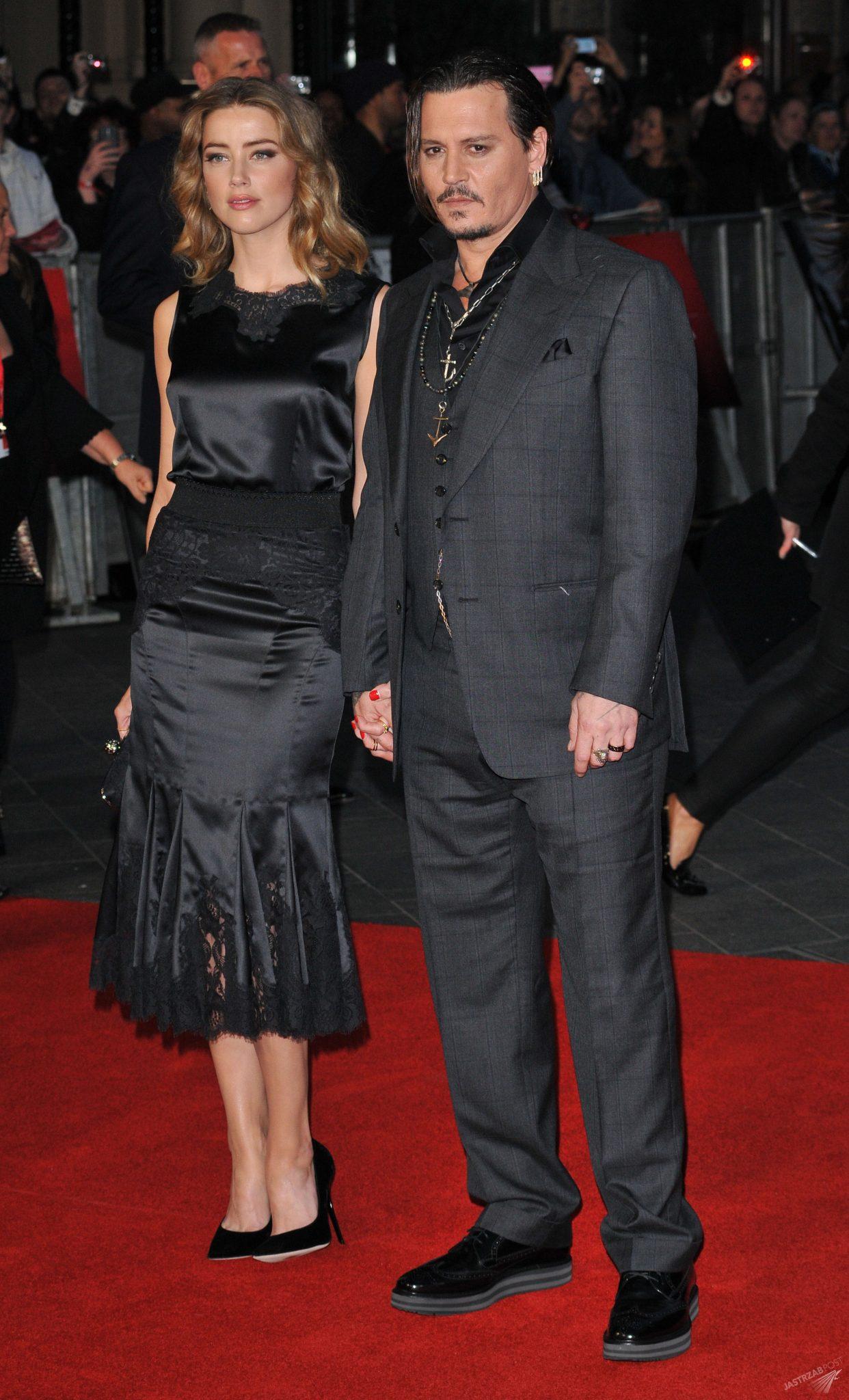 Amber Heard chce pogrążyć Johnny'ego Deppa?