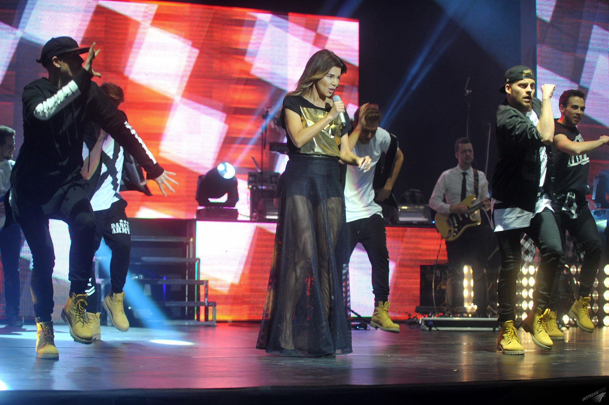 Edyta Górniak, koncert w Gdańsku (fot. ONS)