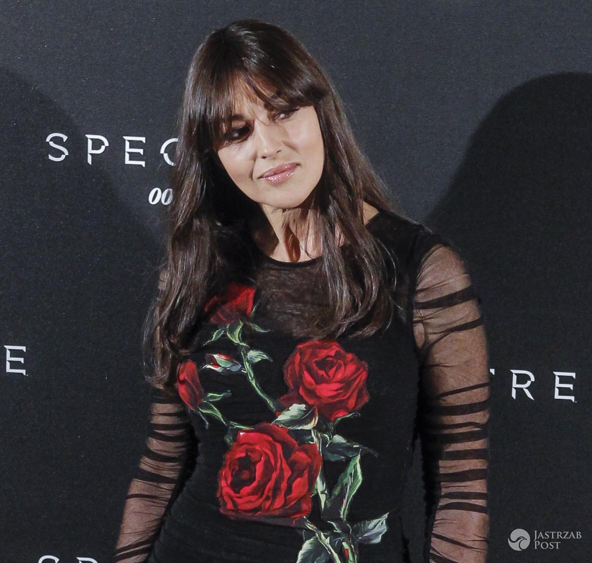 Monica Bellucci w sukni Dolce&Gabbana na premierze