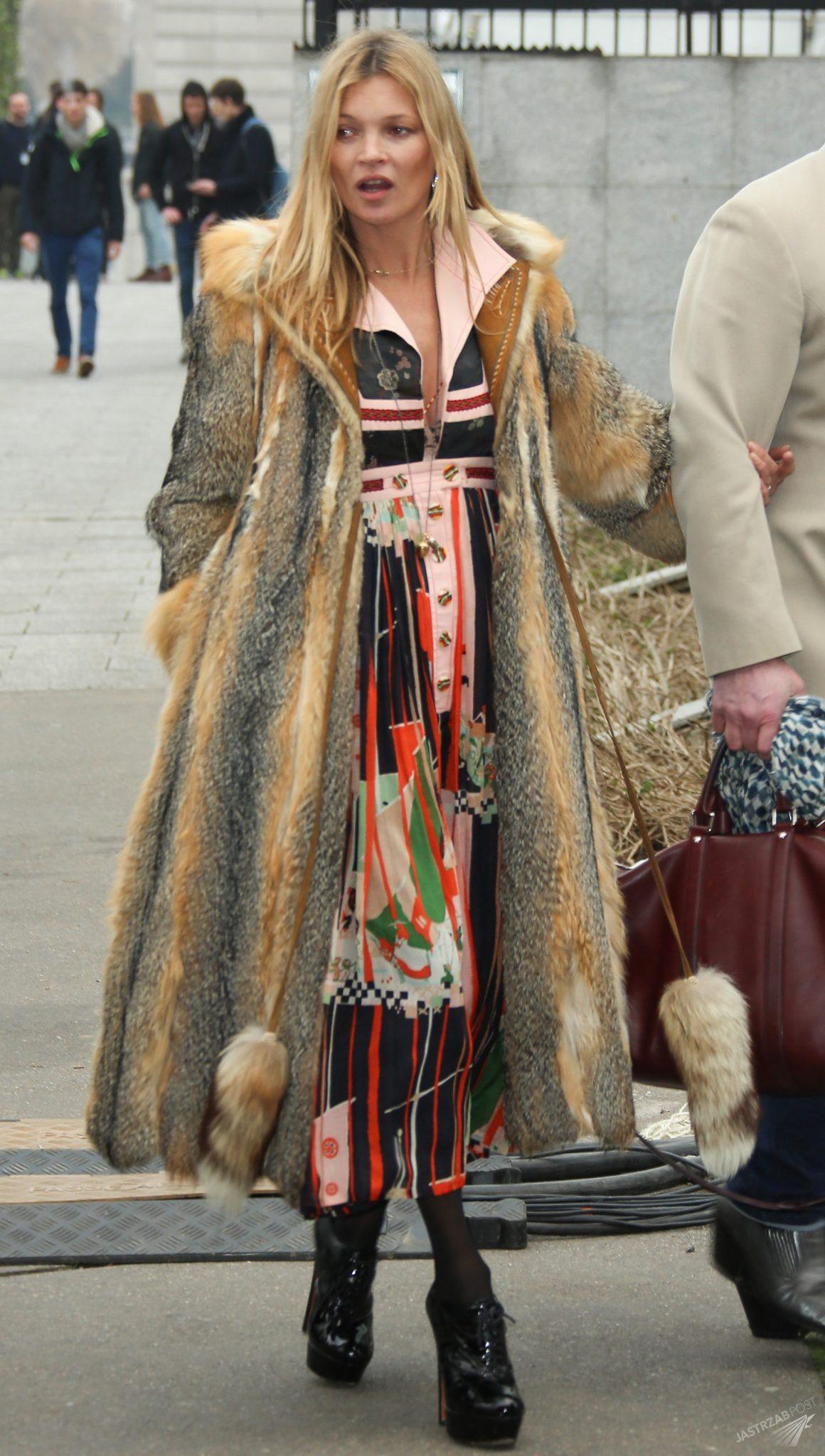 Kate Moss (fot. East News)
