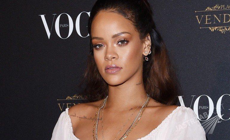 Rihanna na imprezie magazynu Vogue (fot. East News)