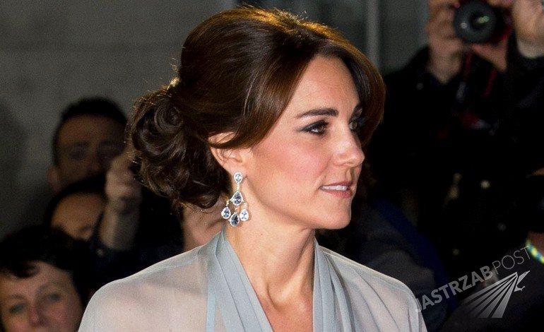 Księżna Kate na światowej premierze Bonda (fot. East News)