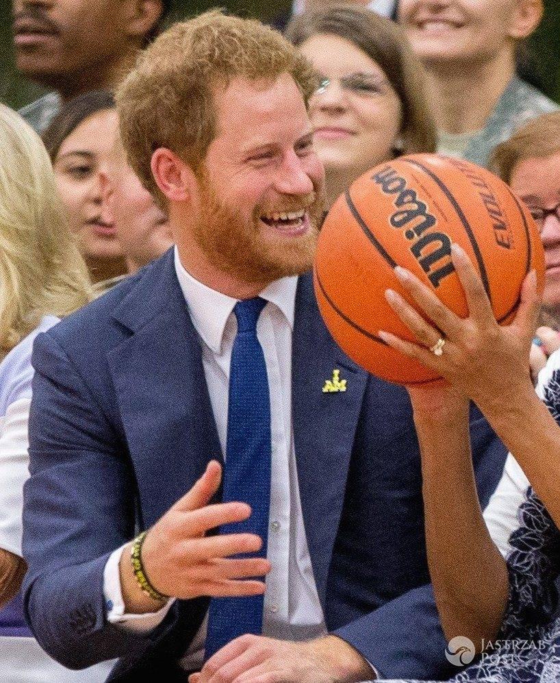 Książę Harry (fot. East News)