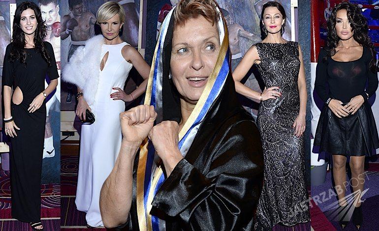 Gwiazdy na Gala Boxing Night 2015