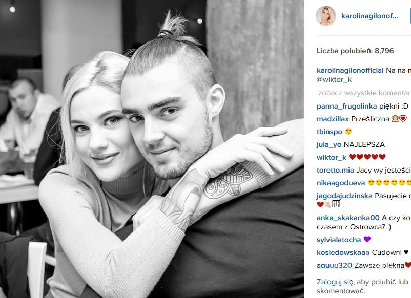 Karolina Gilon (fot. Instagram)