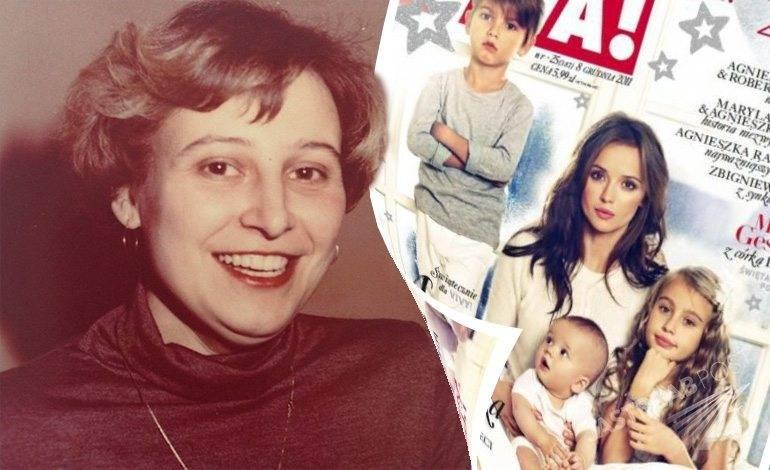 Krystyna Przybylska wspomina Annę Przybylską