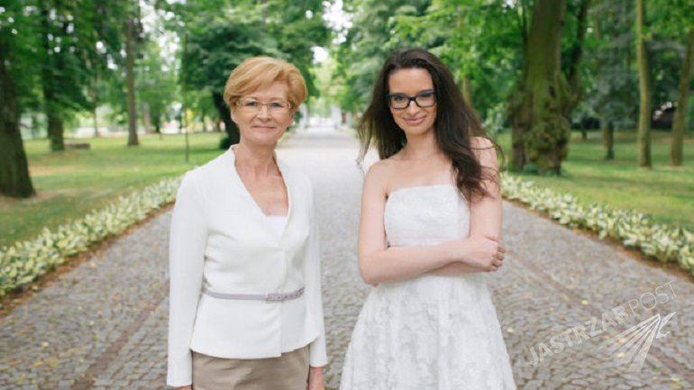 Marta Siwak i mama Marzena z Kto poślubi mojego syna 2