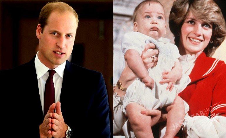 Książę William wspomina Księżną Dianę