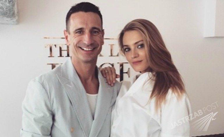 Anna Jagodzińska i Maciej Lisowski