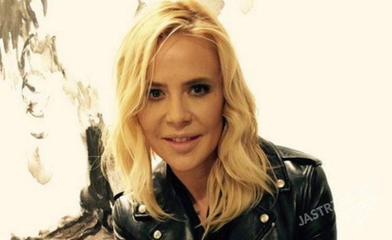 Maja Sablewska w makijażu