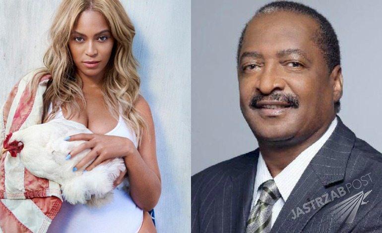 Beyonce i Matthew Knowles
