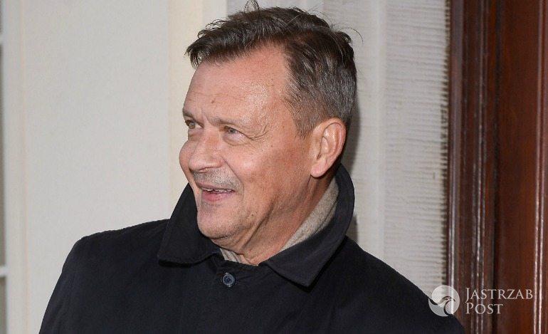 Jan Frycz po wypadku