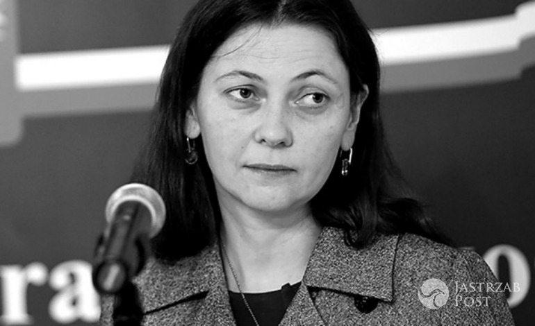 Zmarła Monika Zbrojewska