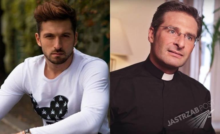 Rafał Maślak o księdzu geju