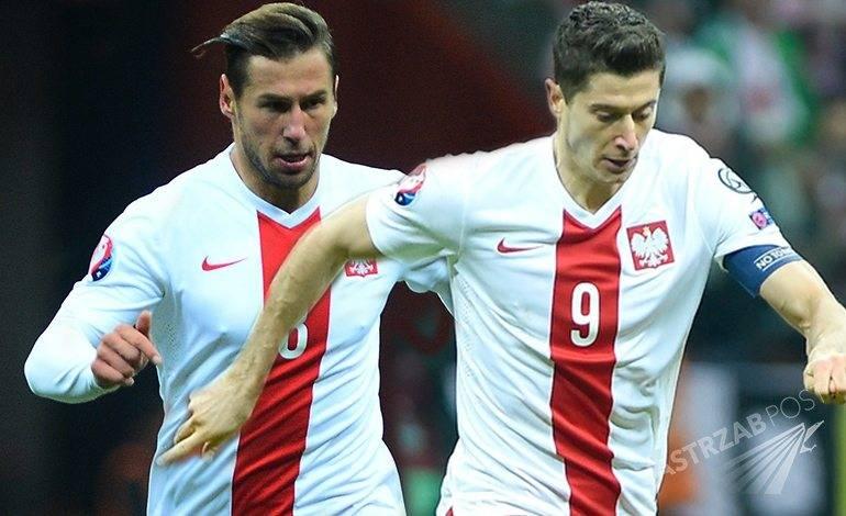 Robert Lewandowski i Grzegorz Krychowiak nominowani do Drużyny Roku UEFA 2015
