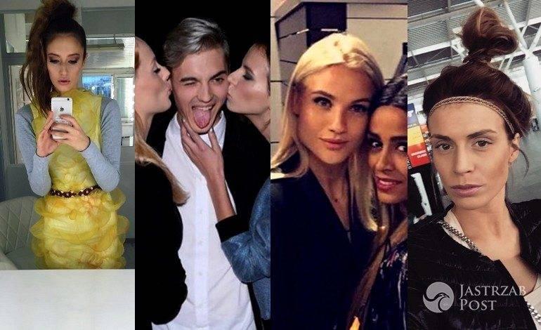 "Uczestnicy ""Top Model 5"" na Instagramie"