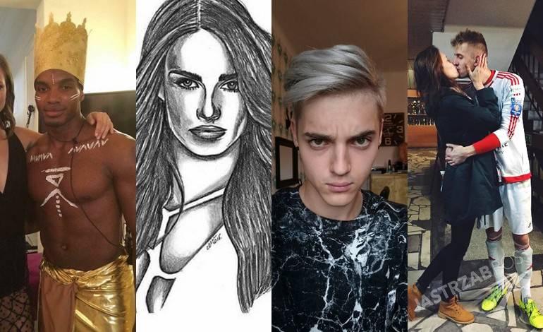 Uczestnicy Top Model 5 na Instagramie