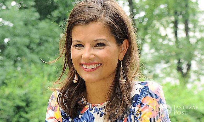 Agnieszka Sienkiewicz spodziewa się córki
