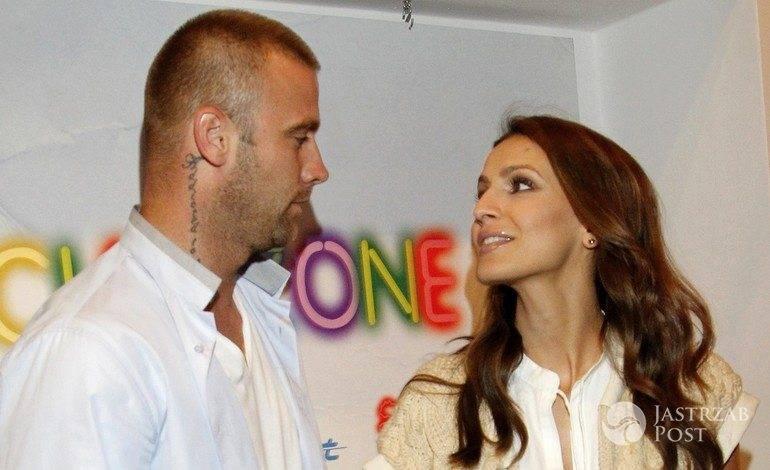 Artur Boruc i Sara Boruc (fot. AKPA)