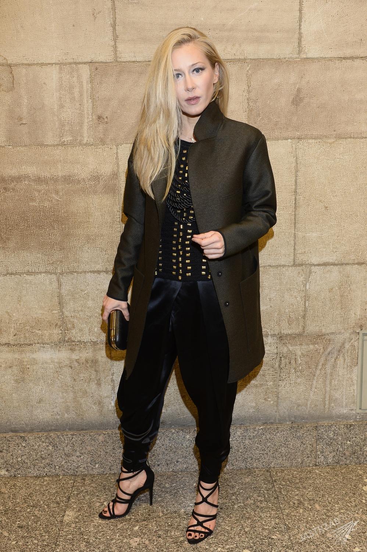Kasia Warnke na Elle Style Awards 2015 (Fot. akpa)