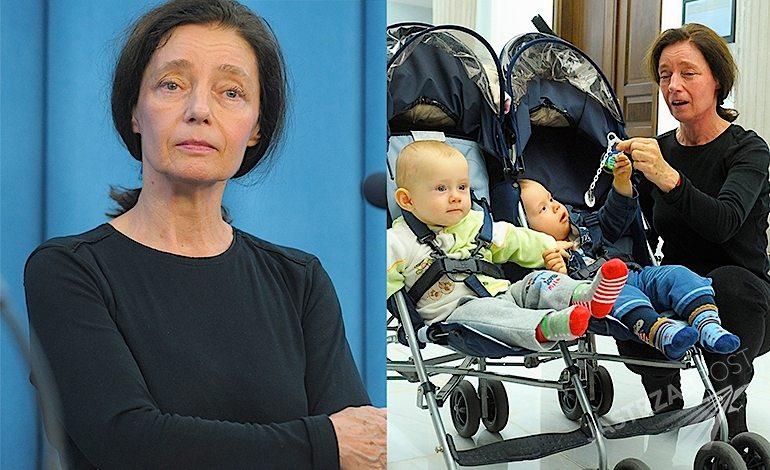 Barbara Sienkiewicz w Sejmie. Najstarsza matka w Polsce i aktorka apelowała o przyznanie emerytury