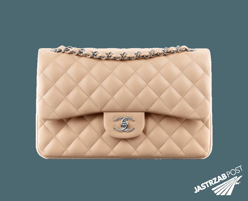 Chanel Classic Flap Bag (fot. Chanel.com)