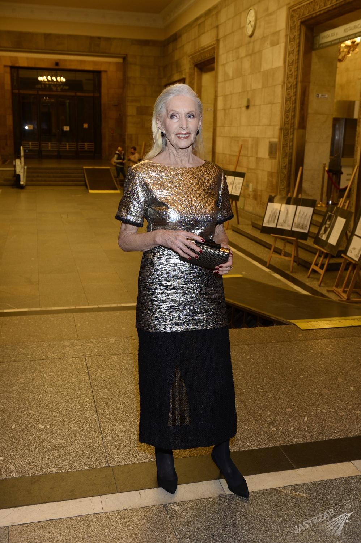 Helena Norowicz na Elle Style Awards 2015