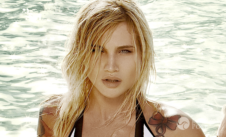 Karolina Gilon Bez Makijażu Pokazała Tatuaże