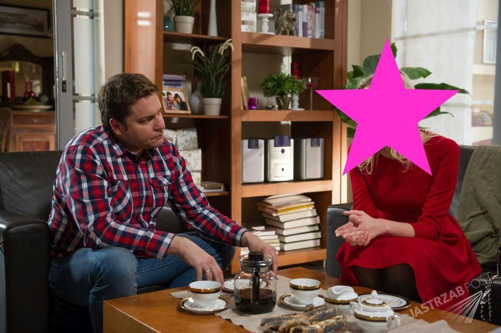 Na Wspólnej odcinek 2153, Michał Brzozowski i Julia, fot. x-news