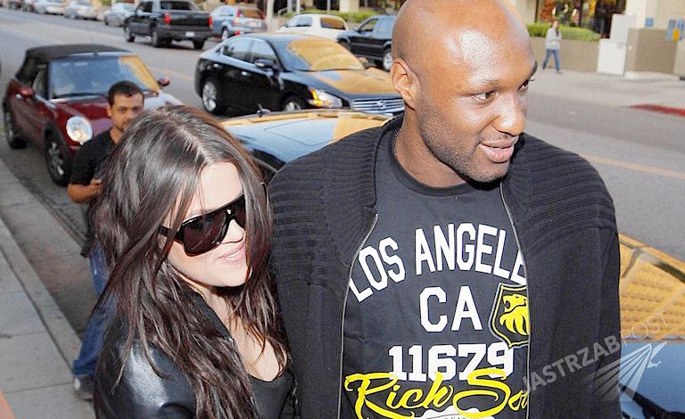 Lamar Odom w szpitalu. Khloe Kardashian nie odwiedza męża