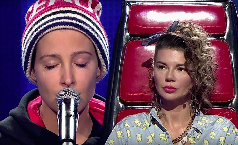 Laura Samojłowicz w The Voice of Poland 6
