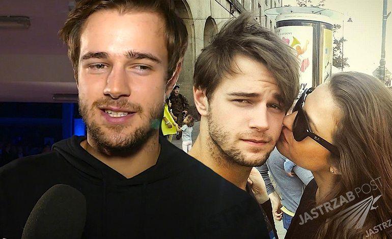 Mateusz Jarzębiak Góral z nową dziewczyną Asią