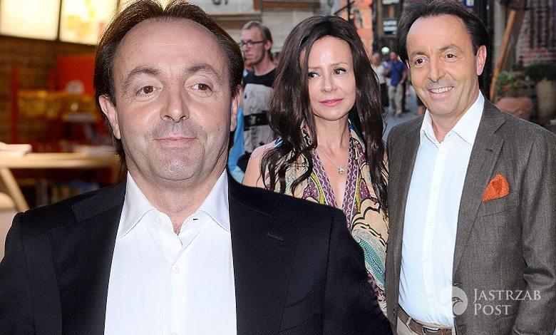 Michel Moran o żonie Halinie