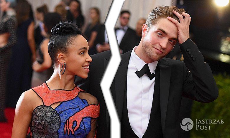Robert Pattinson i Fka rozstali się