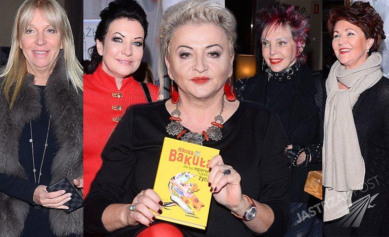 premiera książki Hanny Bakuły