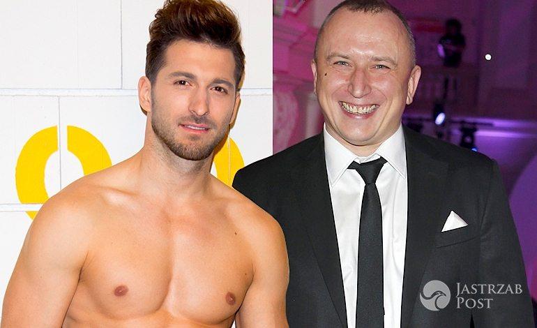 Rafał Maślak i Mikołaj Lizut kłótnia